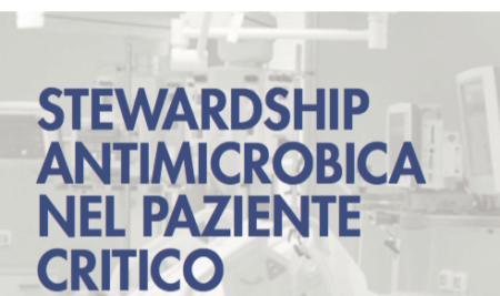 Stewardship antimicrobica nel paziente critico